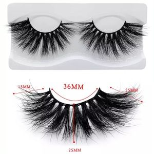 💯Mink Lashes - Full Volume 37MM